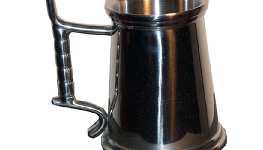 A Toby Jug is really a form of tankard, like this item.