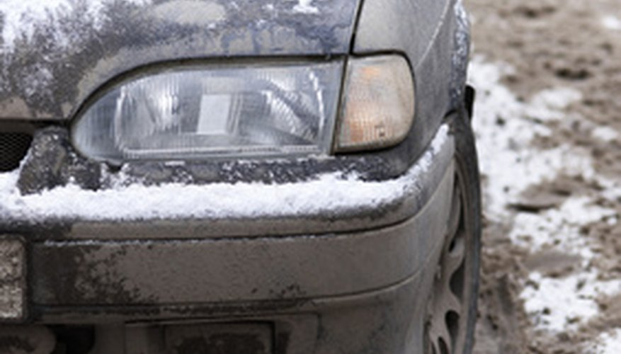 A blocked car heater matrix can make winter driving uncomfortable and unsafe.