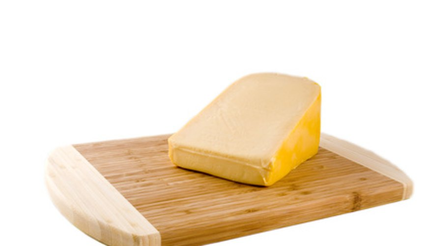 Gouda cheese makes an excellent substitute for fontina.