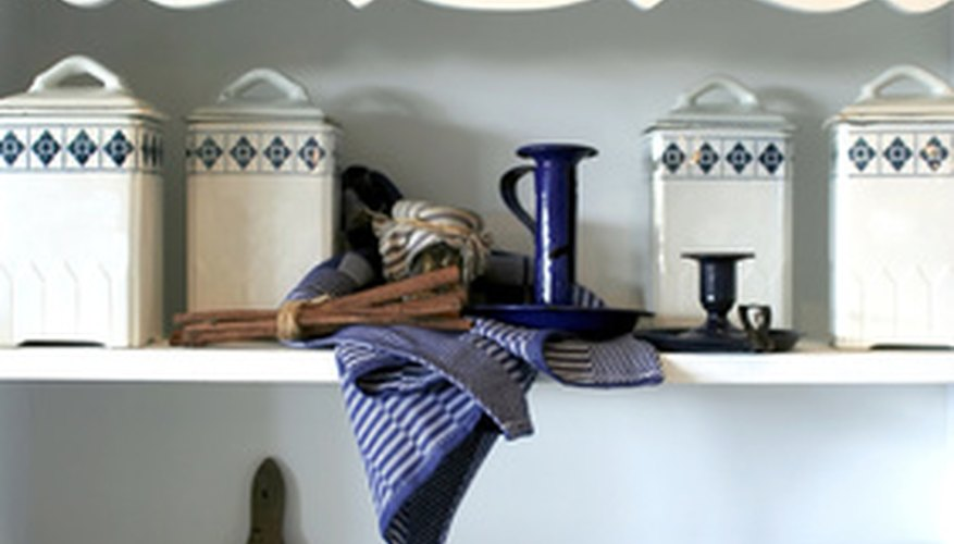 Melamine and natural wood are both excellent materials for building shelves when used appropriately.