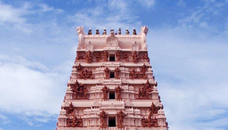 A Hindu Temple