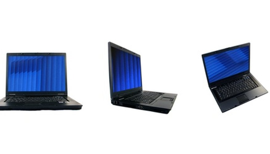 Hi-grade laptops are vulnerable to virus infections and other issues that warrant a restore.