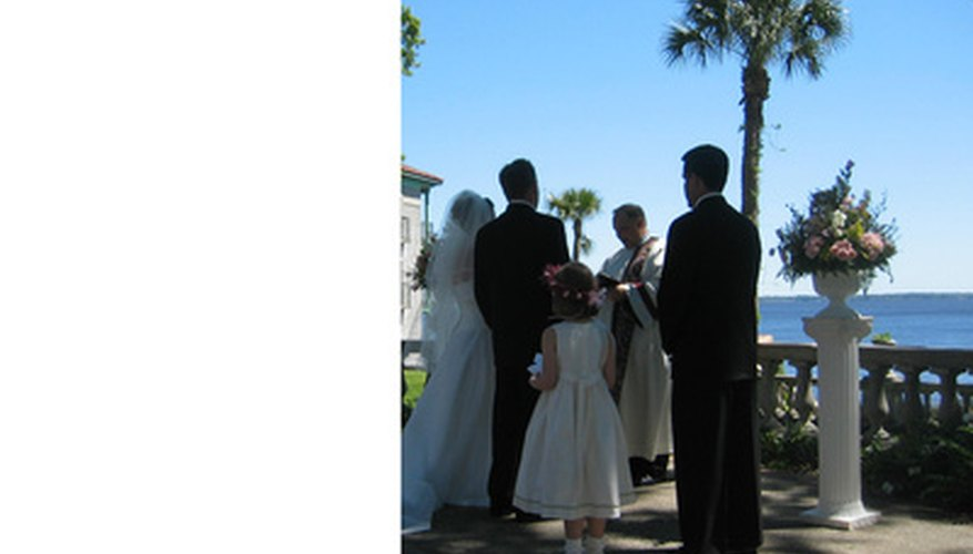 Becoming a minister in California gives you the legal power to perform weddings, baptisims, and funerals.