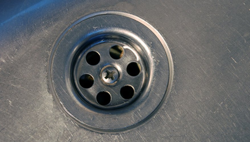 Remove silicone from your stainless steel sink in a few easy steps.