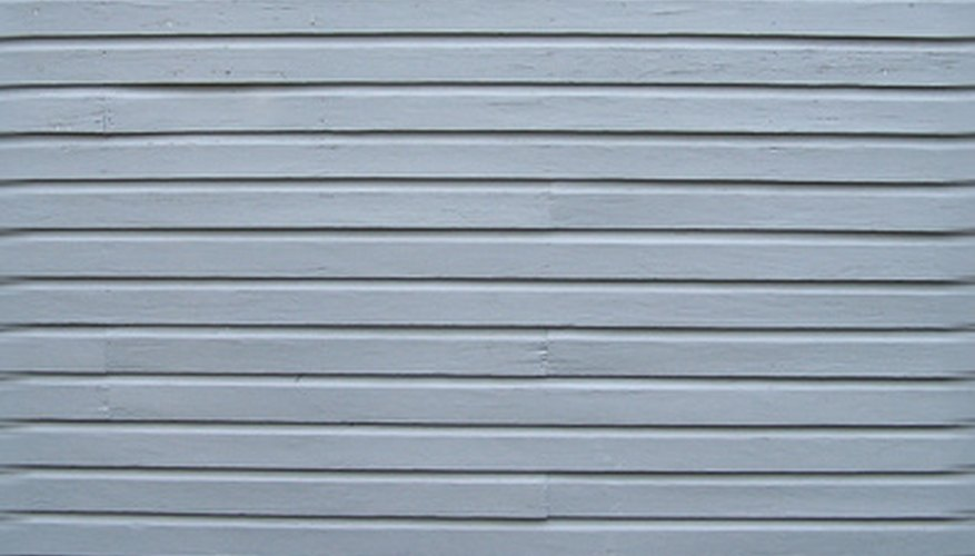 Vinyl cladding provides durability and protection on a static caravan.
