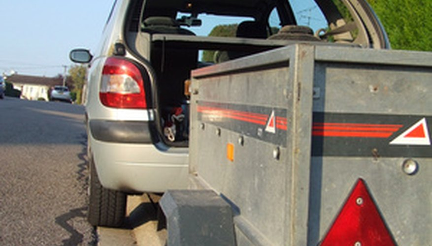 Box trailers differ in looks, but they all can carry equipment you may need on a trip.