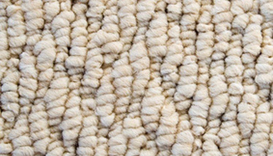 Purchase carpet in rolls to save on costs.