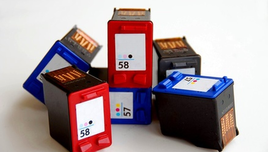 Reset your HP 337 cartridge to full after refilling it.
