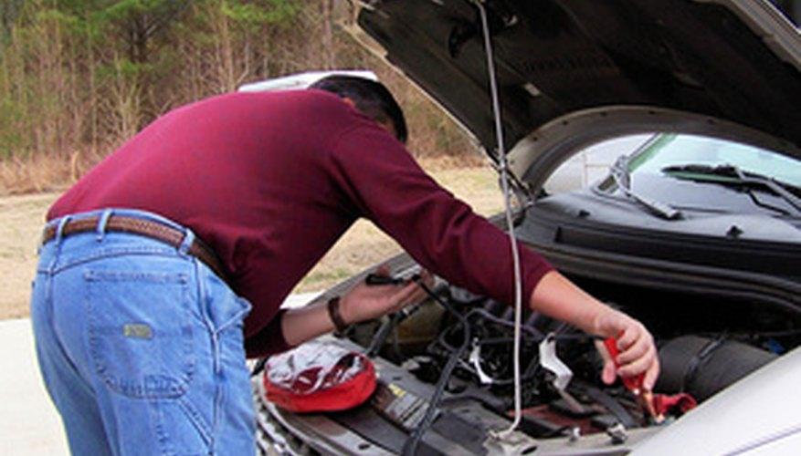 Car batteries can be rejuvinated with vinegar.