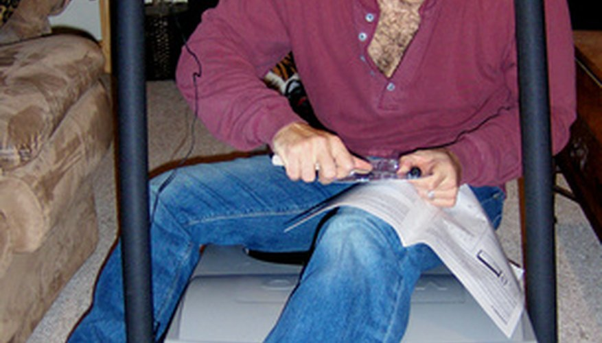 Repairing a Reebok treadmill can be done by just about anyone in most cases.