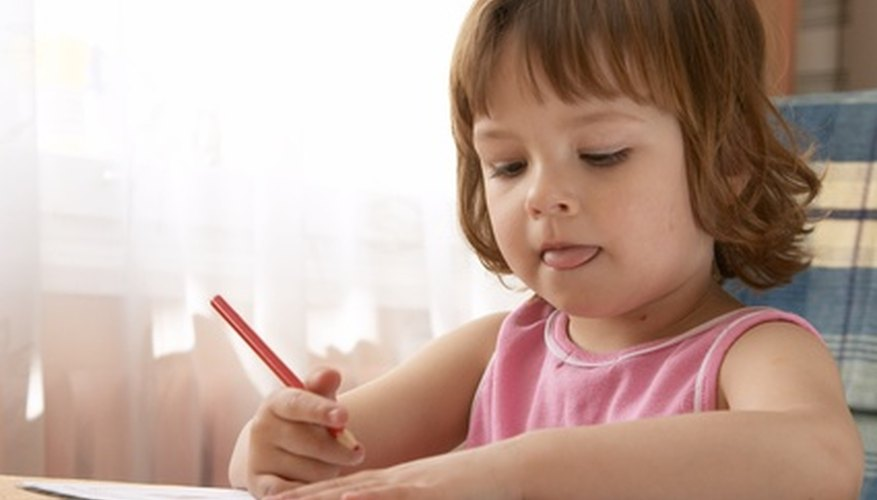 Developing motor planning skills helps students with handwriting and other muscle movements.