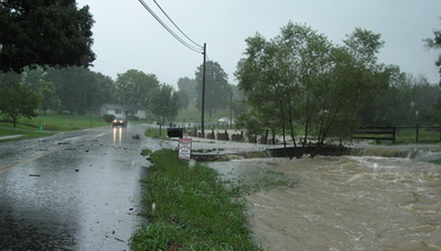 FEMA provides maps to help us determine local flood zones.