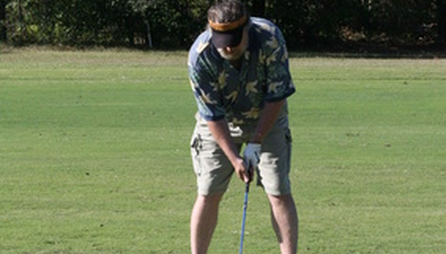 Two-way chippers are illegal in tournament golf.