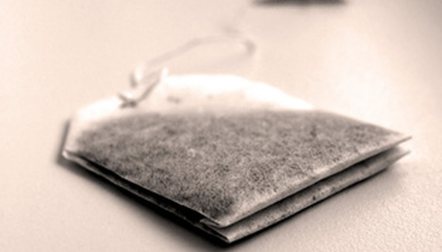 Cold, already-steeped tea bags can aid your under-eye puffiness.