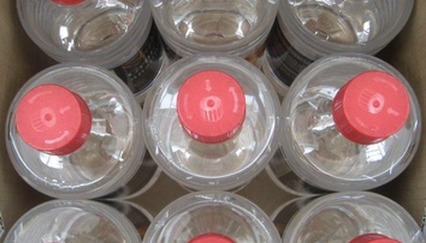 Plastic bottles have a multitude of uses.