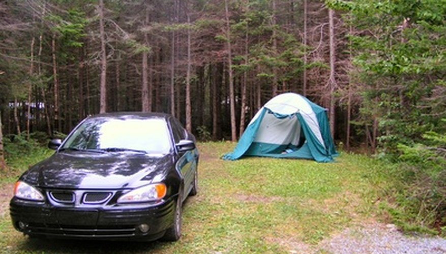 Camping doesn't have to be for younger crowds.