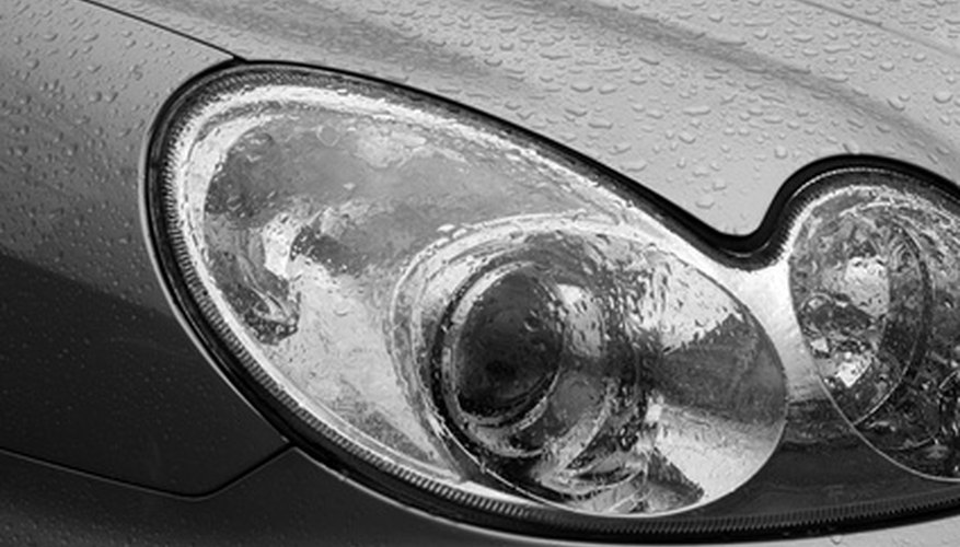 The major difference in car lamps is the size and brightness.