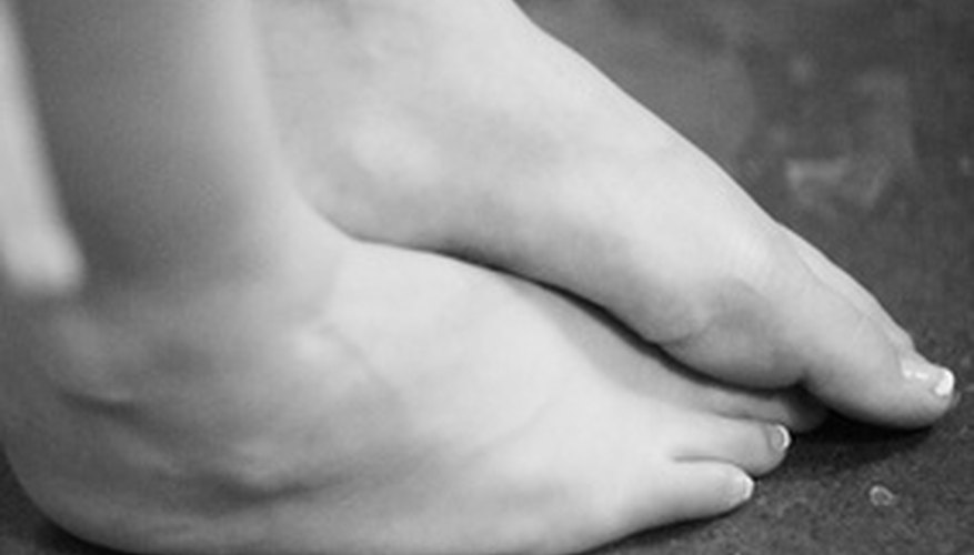 A pedicure removes dry, rough skin from your feet, leaving them smooth and gorgeous.