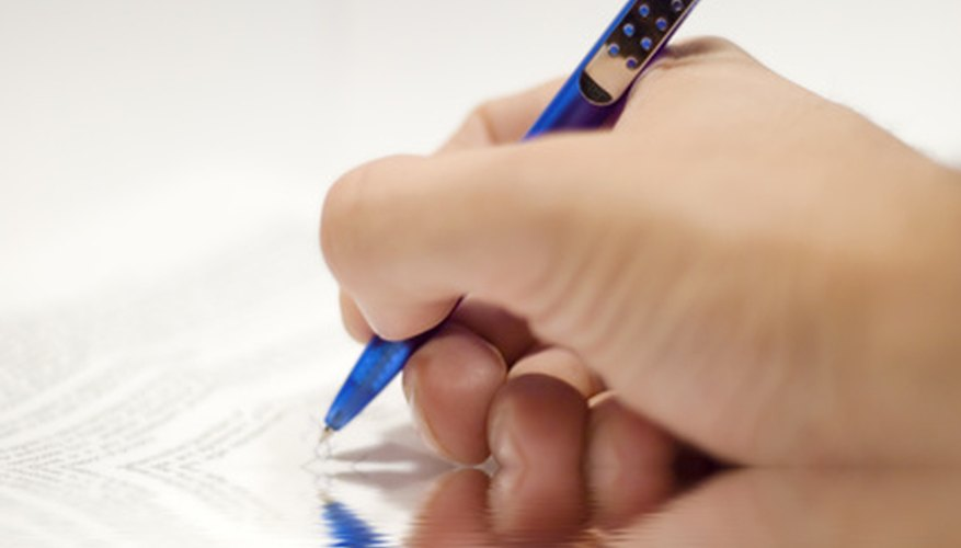Countersigning is adding a signature to a previously signed document.
