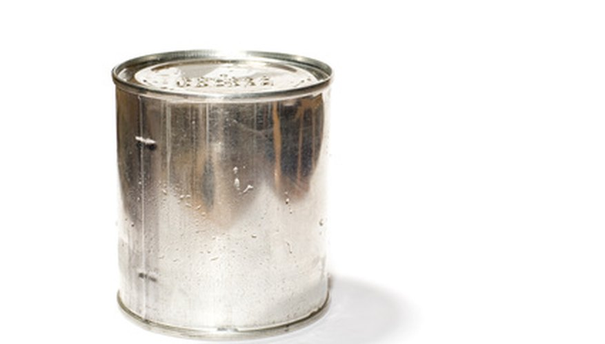 Can openeers are used to open metal cans or tins.