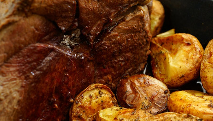 Venison is lower in calories, fat and cholesterol than beef.