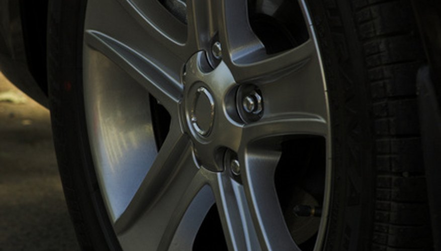 Salt, road debris and weather conditions can cause alloy wheels to corrode.