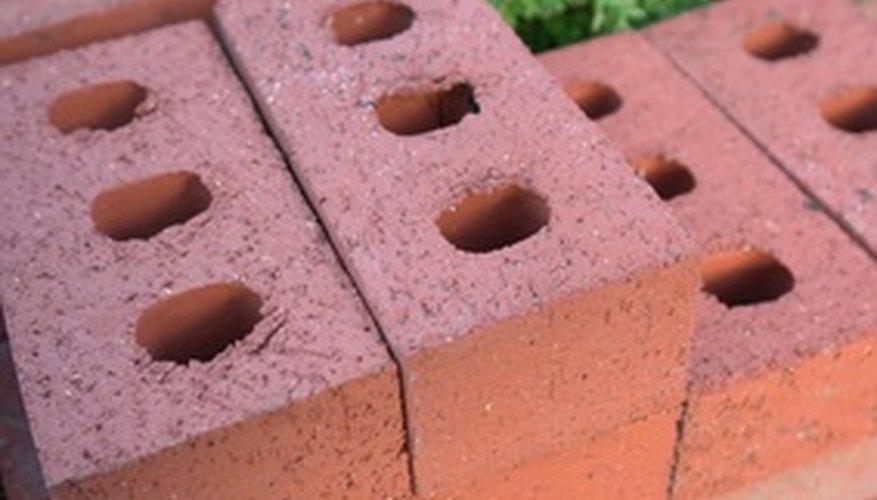 How many bricks will you need to fill a circular area?