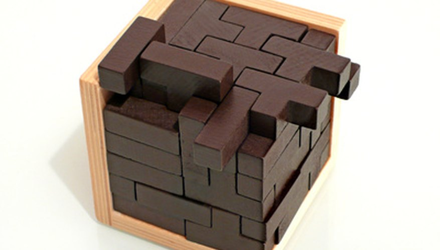 Tetris was created in 1984, but games using geometric figures composed of squares have been played for over 100 years.