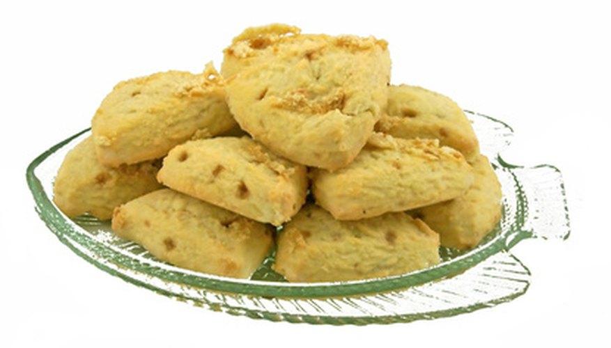 Scones are a popular bread dish in Europe.