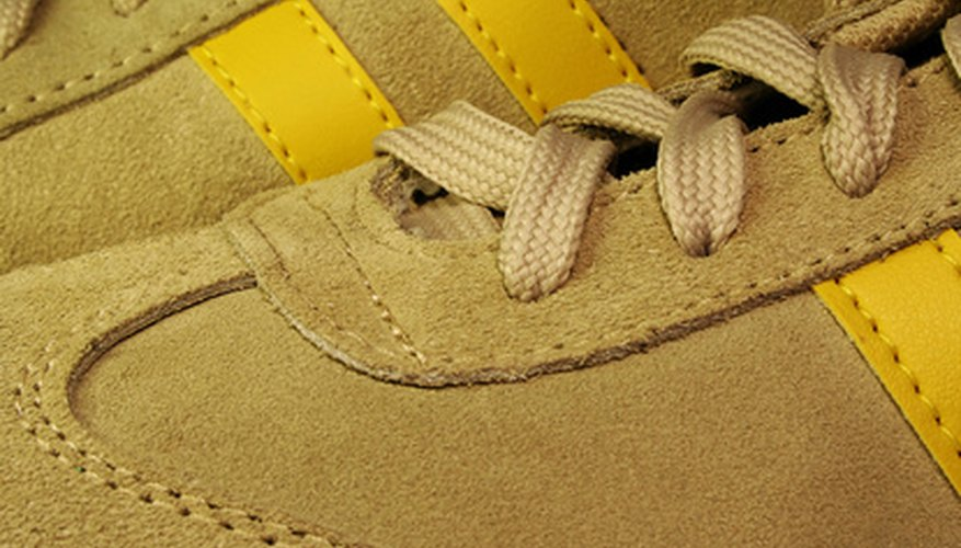 Don't let blue denim stains ruin your favourite shoes.