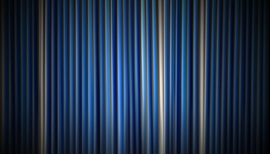 Vertical blinds can be repaired by hand or with the aid of a kit.
