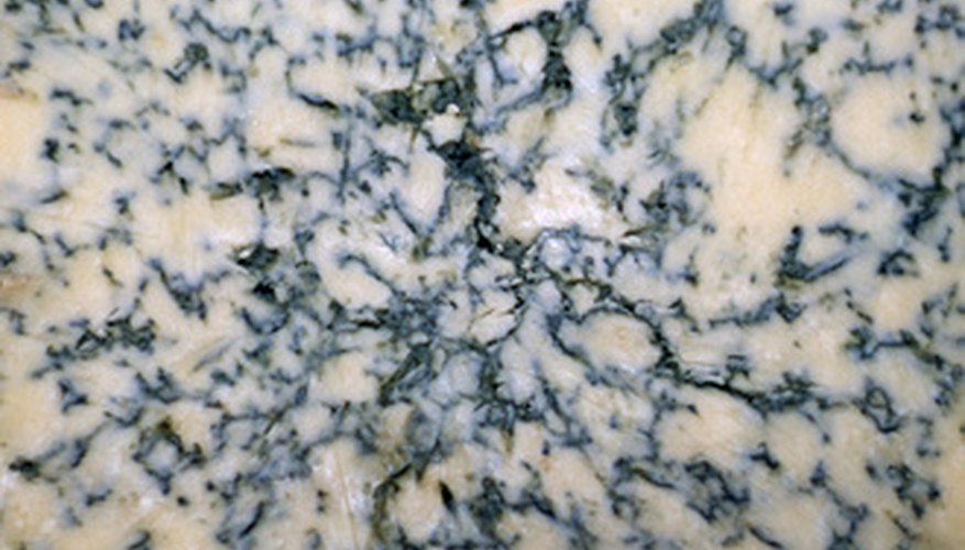 Stilton cheese bears a resemblance to its blue cheese relation.