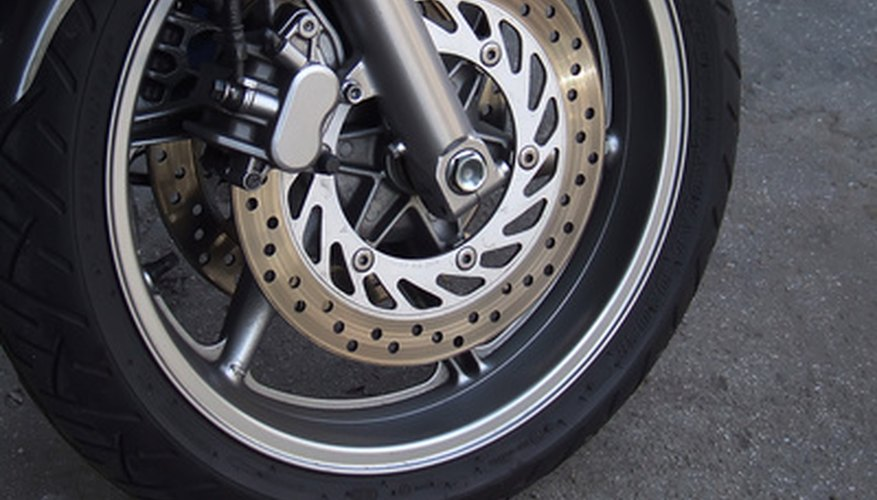 Disc brakes rarely go out of adjustment, but when they do, it's relatively simple to fix them.