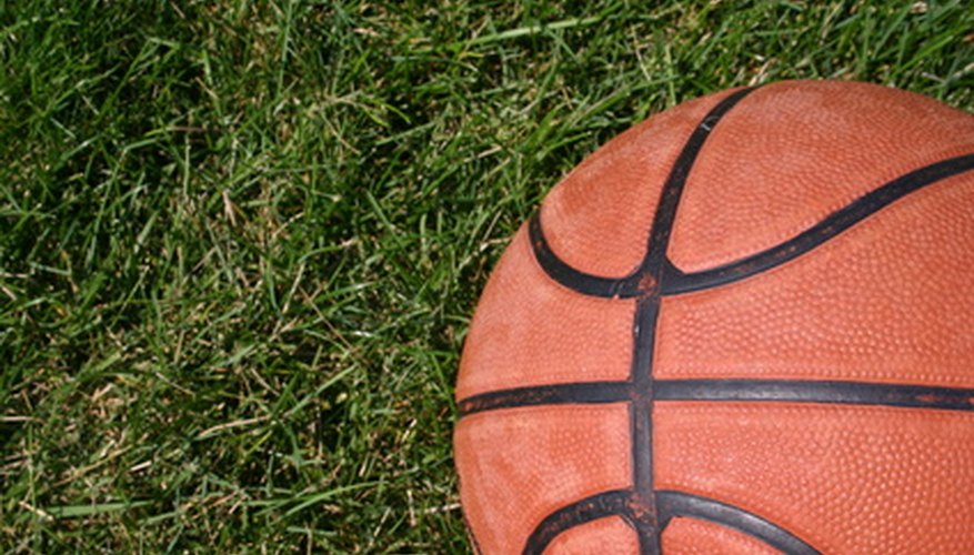 It may be possible to remove permanent marker from a basketball.