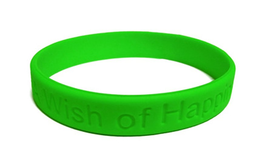 Event wristbands are worn by attendees of an event.