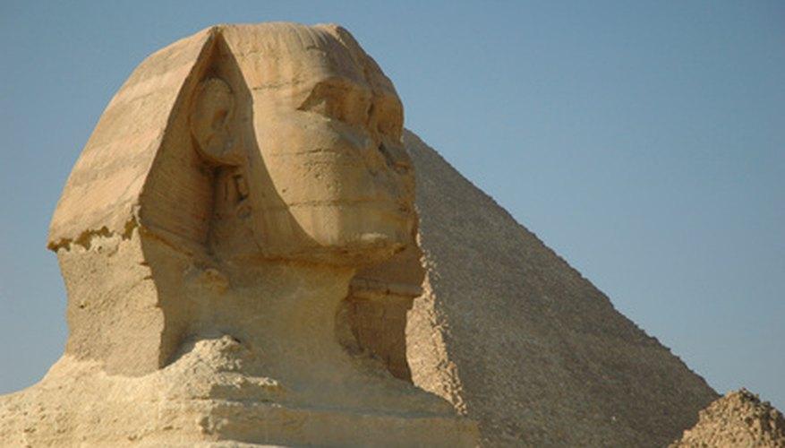 Egyptian sights