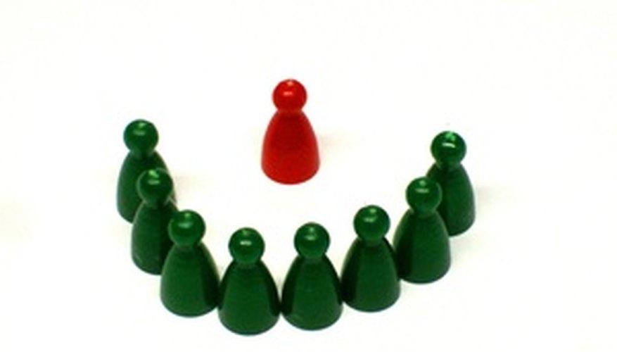 Un administrador de proyecto maneja los recursos del personal.