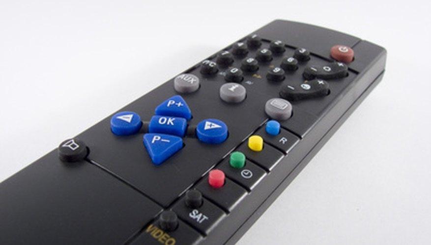 Reprogram your TV remote.