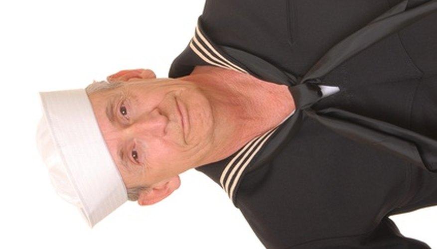 Sailor collars aren't just for men in uniform.