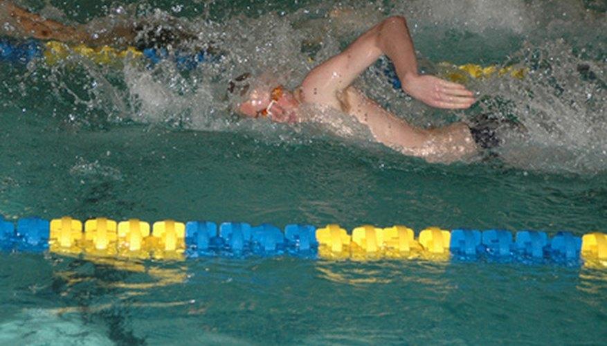 Swimmers often develop tinnitus.