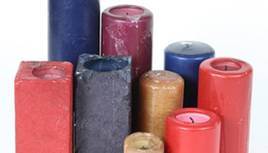 Effectively making a strong scented candle will depend on the products used.