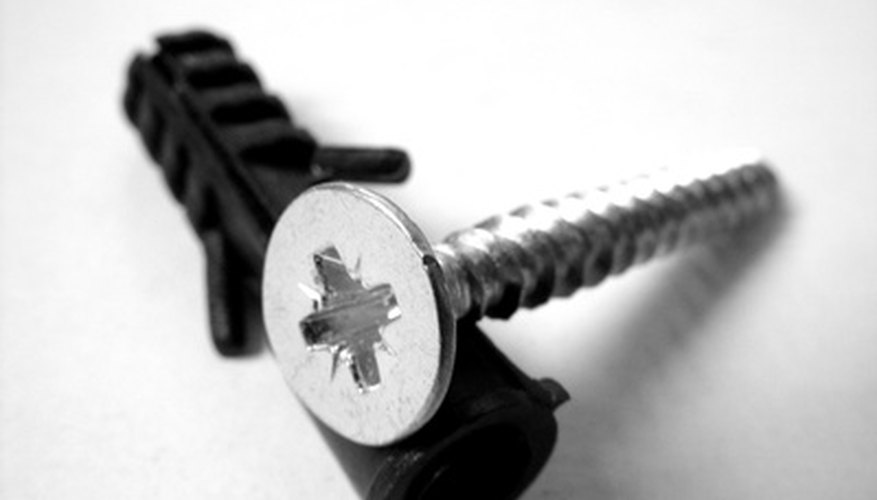 Prevent stripped screws by using the right type and size of screwdriver.