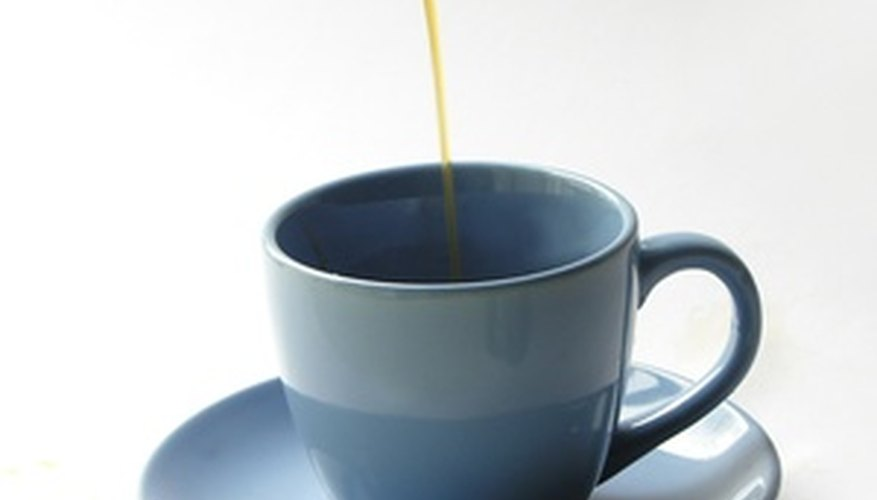 Tea is a way to improve your fibre intake.