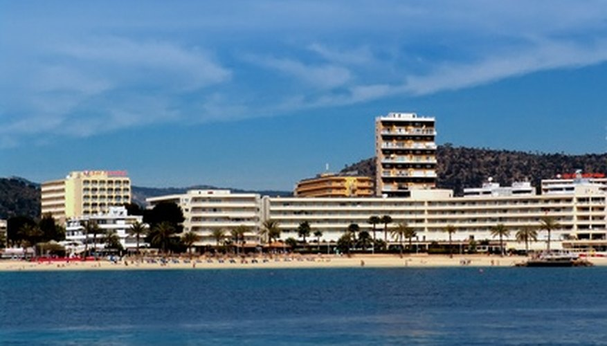 Palma is the capitol and largest city of Majorca, Spain.