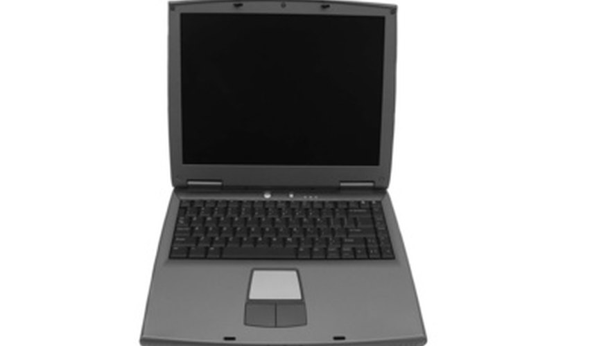 Scratches on laptop computer screens can be fixed.