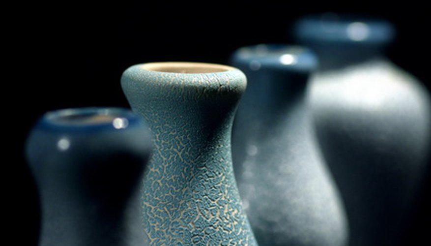 Knowing how to remove glaze from ceramic pieces gives you the freedom to change your mind about its appearance.