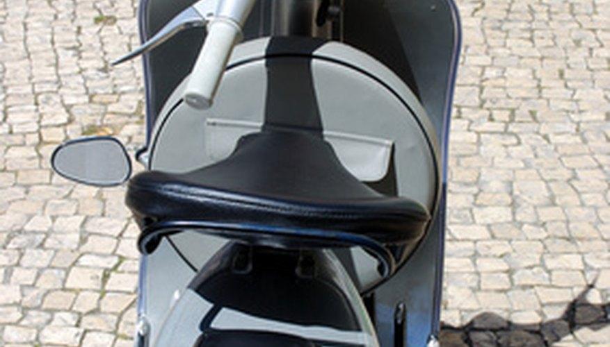 Adding antifreeze to your Suzuki Burgman is a quick process that requires no tools.