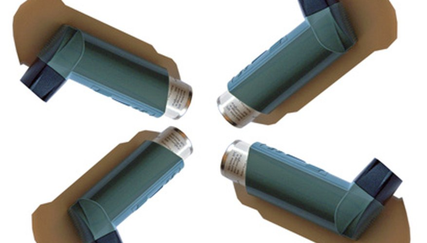 Salbutamol is widely used in inhalers for asthma treatment.