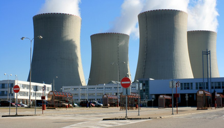 Nuclear Energy Vs Fossil Fuel Sciencing