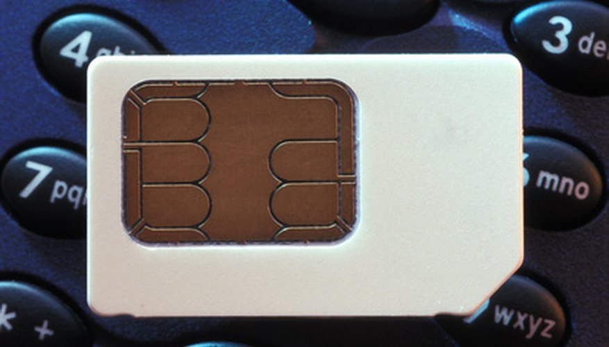 The SIM card may need replacing if the contacts are heavily scratched.